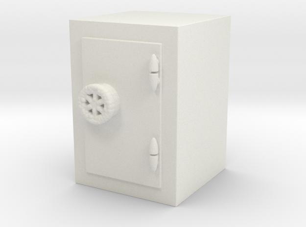 Safe 1/43 in White Natural Versatile Plastic