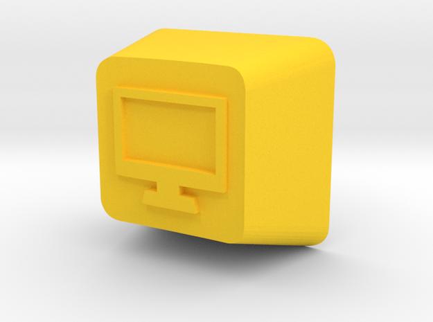 Cherry MX Computer Keycap 3d printed