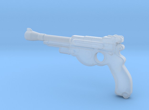 Pistol (The Mandalorian) in Smooth Fine Detail Plastic