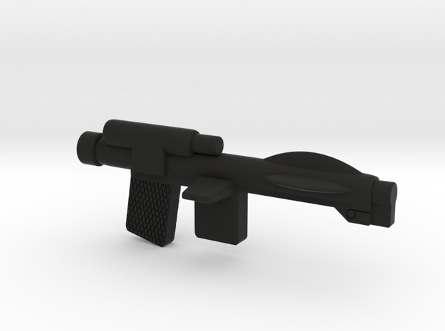 Stormtrooper Blaster (Kenner) in Black Premium Versatile Plastic