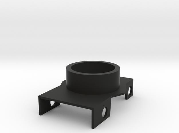 M17-Barrel Nut Adapter in Black Strong & Flexible