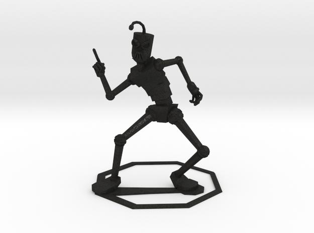Angry Robot 3d printed