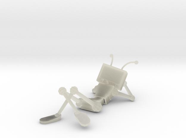 Bored Robot 3d printed