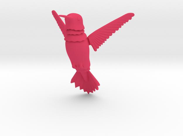 Wiggling Hummingbird