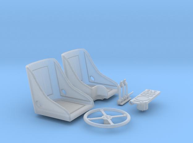 Chaparral 1 detail kit 2 in Smoothest Fine Detail Plastic