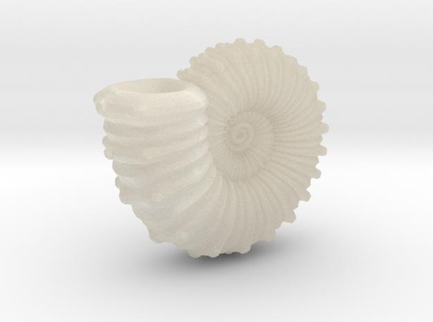 Ammonite 3d printed