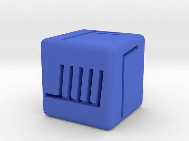 Elemental Wind Die (Small) 3d printed