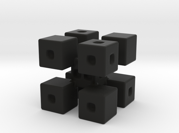 Corner Blocks Die  3d printed