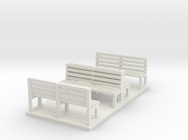 Augerd-HOe-wagon02WSF in White Natural Versatile Plastic