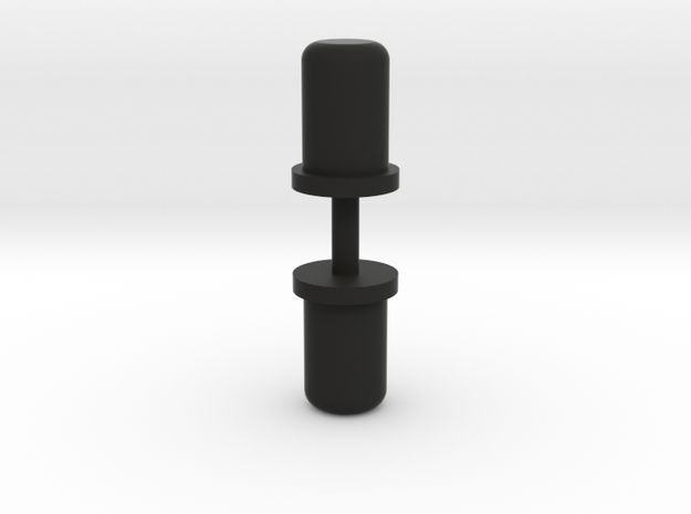 Jason S: Switch Plungers in Black Natural Versatile Plastic