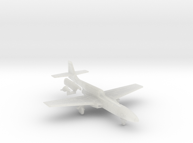 017B PZL TS-11 Iskra on the Ground - 1/144 3d printed