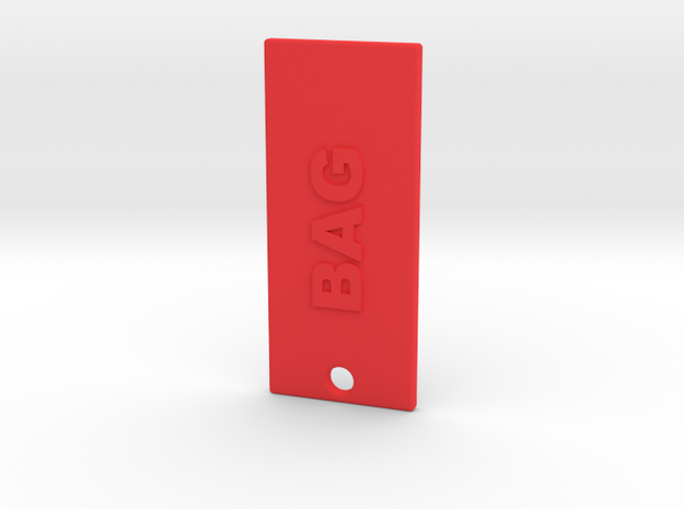 BAGYAMAR in Red Processed Versatile Plastic
