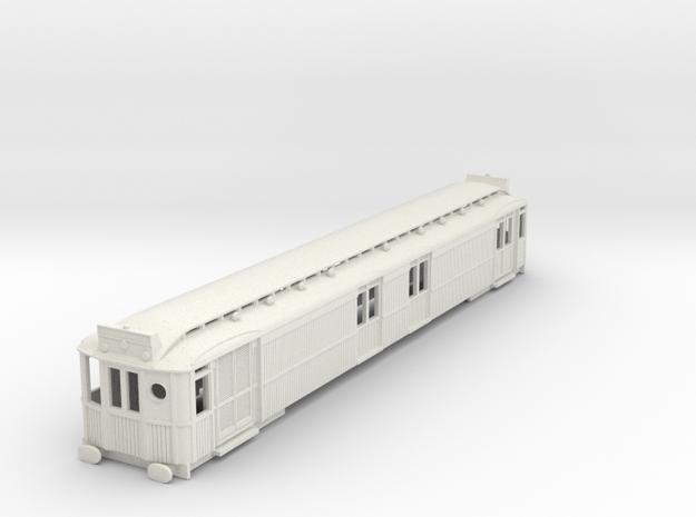 o-87-ner-d172-motor-luggage-van in White Natural Versatile Plastic