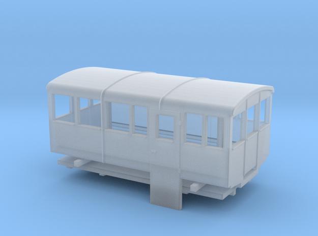1:120 Aufbau für LKW IFA W50 LPG 1 in Smooth Fine Detail Plastic
