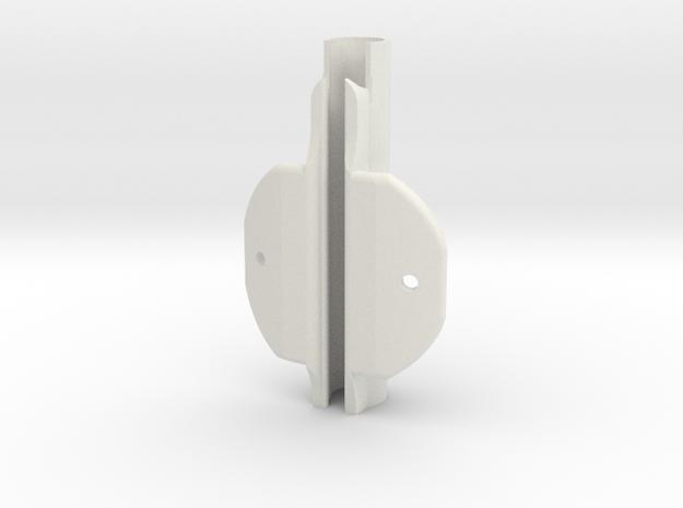 Balboa 26 pg462C pull tab.V43 in White Natural Versatile Plastic