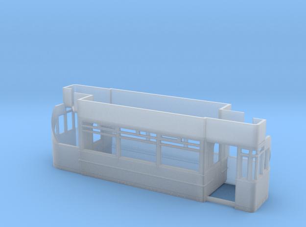 Blackpool Marton Box - 3mm Scale in Smooth Fine Detail Plastic