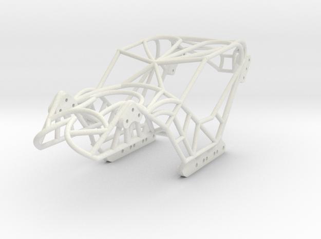 Rage Reloaded SCX24  in White Natural Versatile Plastic