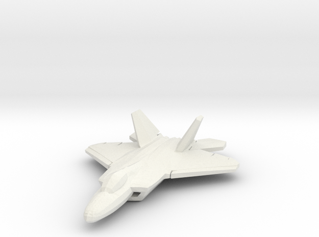 F-22 Raptor (small) 3d printed