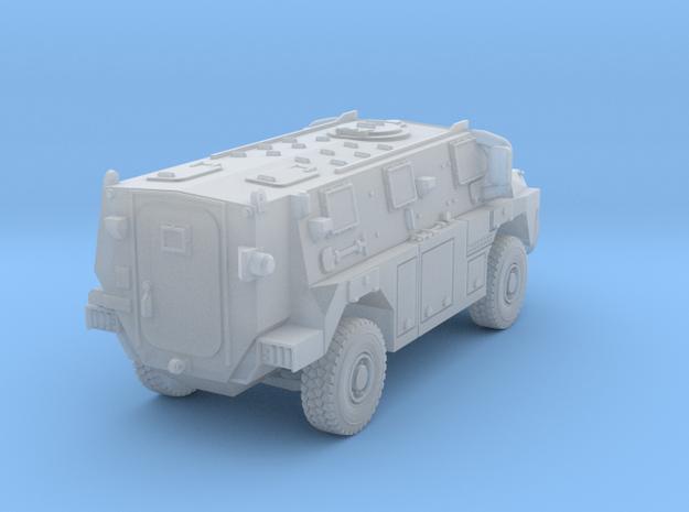 MRAP Bushmaster Scale: 1:200 in Smoothest Fine Detail Plastic