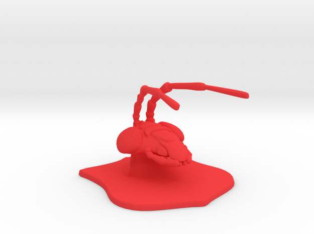 Mantis Trophy 3d printed