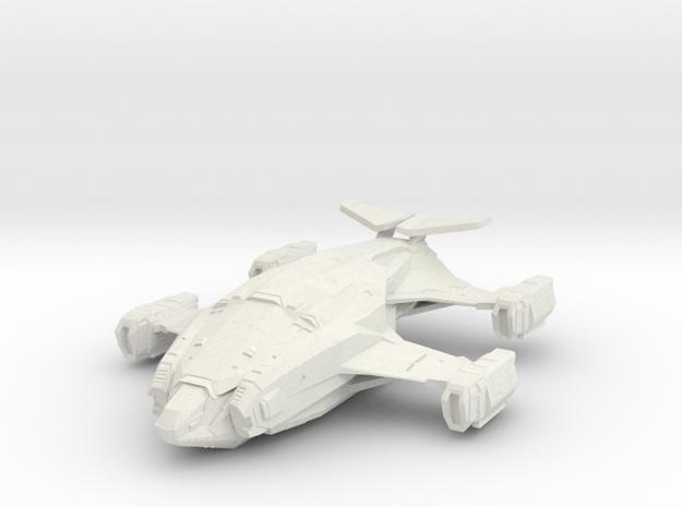 Alliance Crusader in White Natural Versatile Plastic