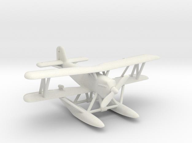 Heinkel He 60C 1/144 in White Natural Versatile Plastic