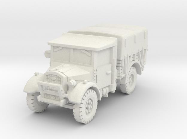 Fordson WOT-2E (closed) 1/76 in White Natural Versatile Plastic