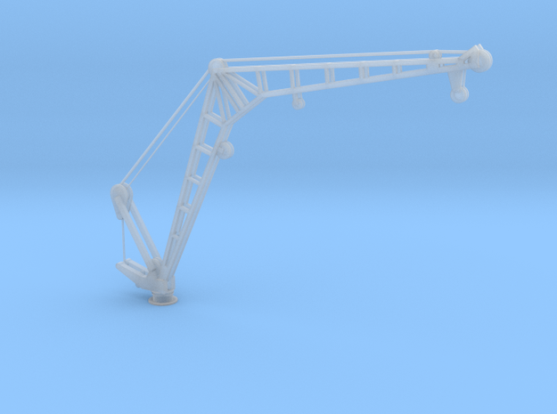 1/96 Scale USS Cleveland Aircraft Crane in Smooth Fine Detail Plastic