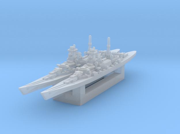 Prinz Eugen 1/3000 in Smooth Fine Detail Plastic
