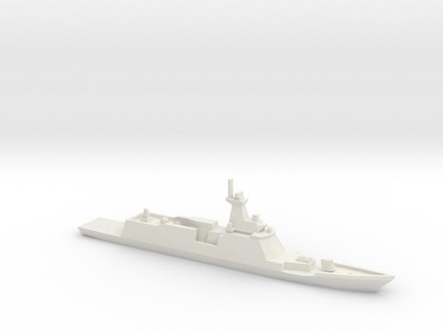 Daegu-class Frigate, 1/1800
