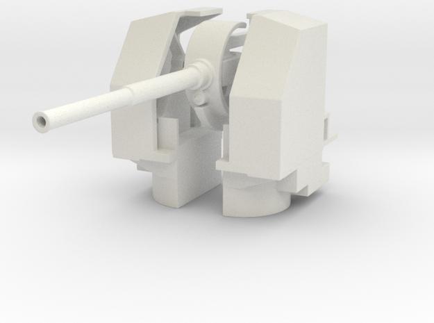 QF 4.5-inch  anti-aircraft gun 1/72