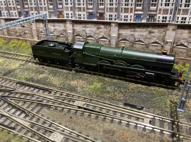 The Great Bear GWR in N 2mm in Smooth Fine Detail Plastic