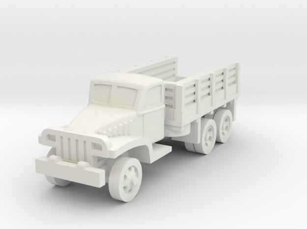1/285 US Ford Truck  in White Premium Versatile Plastic
