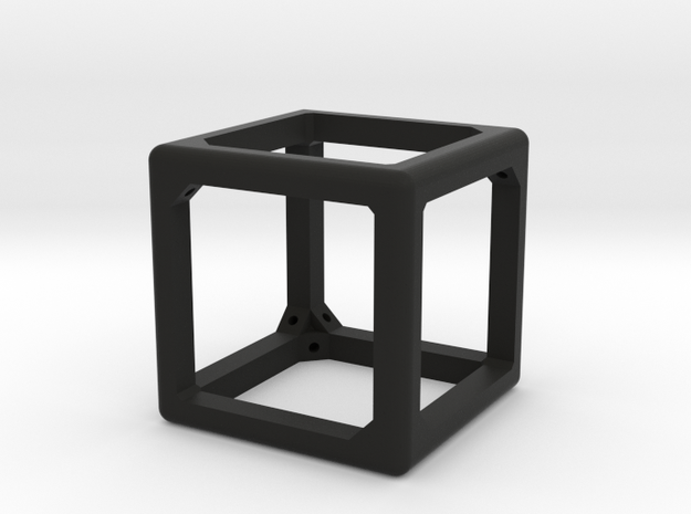 Pop-Up Dice (frame only) in Black Strong & Flexible