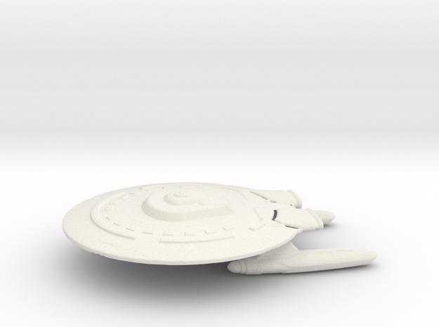 Uss Lorcan in White Natural Versatile Plastic