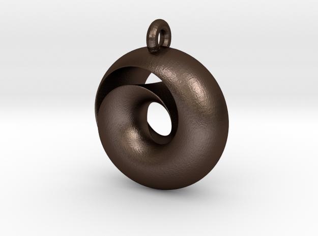 Split Torus pendant