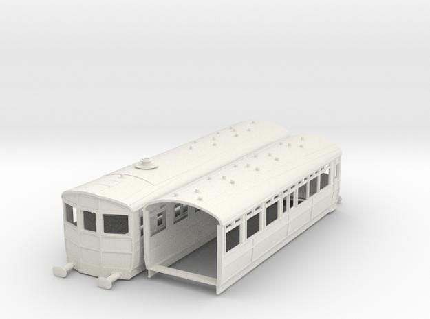 o-32-gwr-diag-o-r-steam-railmotor1 in White Natural Versatile Plastic