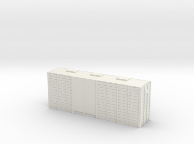 BM4-204 SAR NG-O Grain Carrier 009 in White Natural Versatile Plastic