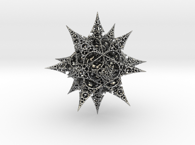 star system AC003 (35mm) in Antique Silver