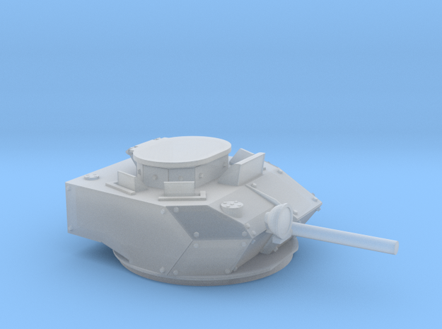 1/87 M113AS4 TURRET in Smoothest Fine Detail Plastic