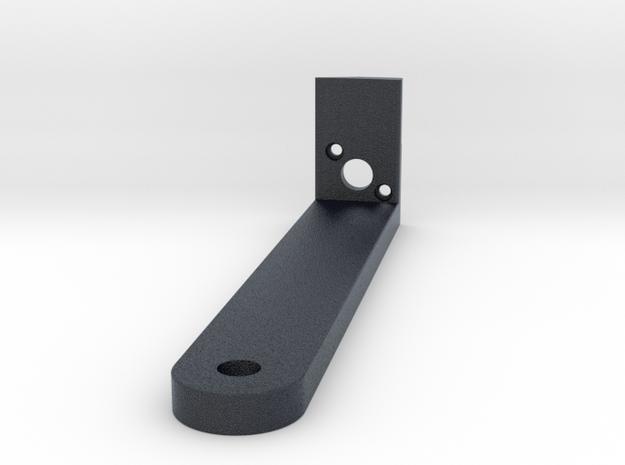 detent_arm in Black PA12