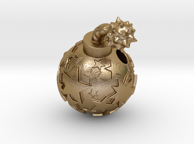 Star Bomb 3d printed