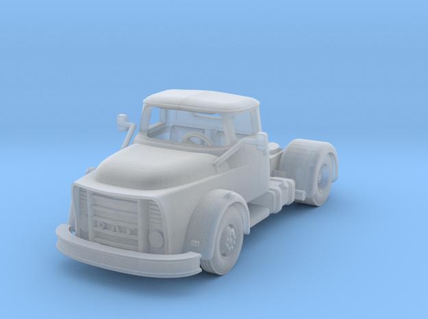 DAF TORPEDO 1952 echelle TT in Smoothest Fine Detail Plastic