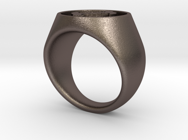 Stonecutter Ring (size 14) 3d printed