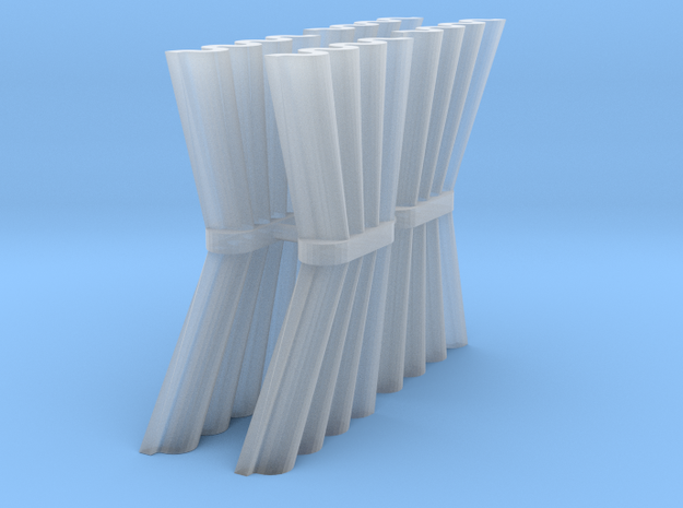 1/24 1/25 VIP curtains angled in Smooth Fine Detail Plastic