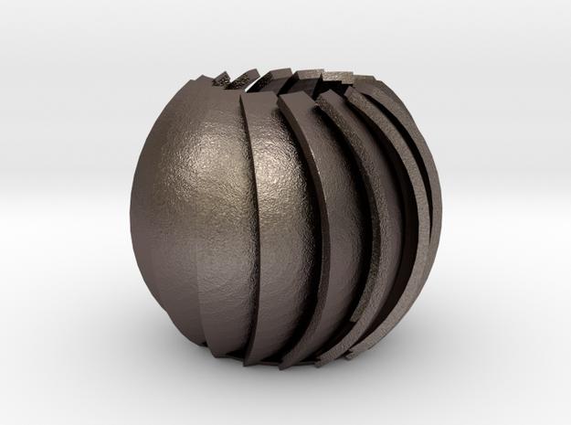 Lamella - Tea Light 3d printed