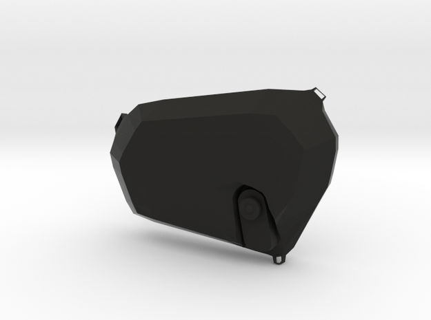 EYE patch in Black Natural Versatile Plastic