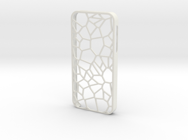 iPhone 5/5s Vcell Case in White Natural Versatile Plastic