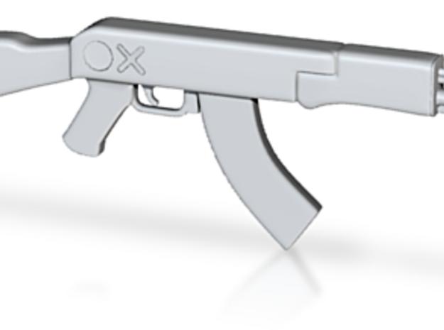 AK Pendant 3d printed