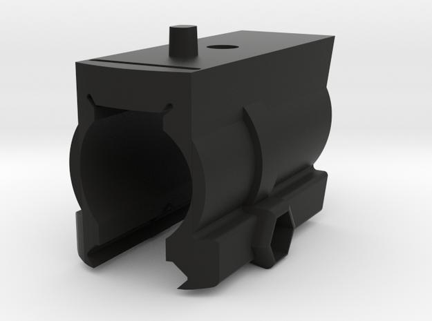 SiOnyx Aurora Night Vision Camera Rail Mount/Riser in Black Natural Versatile Plastic